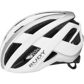 Rudy Project Venger Road Kask, szary/biały